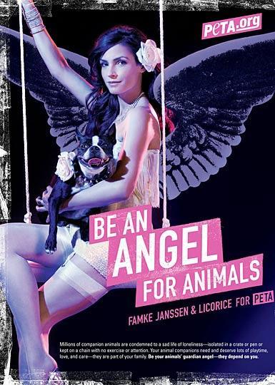 PETA'nın ünlü destekçileri - 39