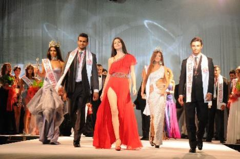 Best Model Of Turkey'de bir ilk! - 5