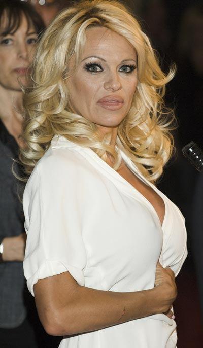 2. Pamela Anderson  Ünlünün diğer resimleri için tıklayın