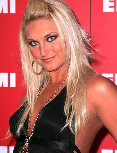 10. Brooke Hogan  Ünlünün diğer resimleri için tıklayın
