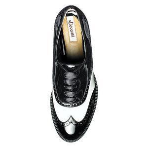 Maskülen ayakkabılar platformlara karşı - 6
