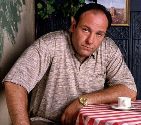 """Bununla birlikte asıl ismiyle değil, sürekli olarak """"Tony Soprano"""" olarak tanınıyor."""