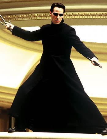 Matrix filminde Keanu Reeves'in canlandırdığı Neo rolü için gelen teklifi geri çevirmek.