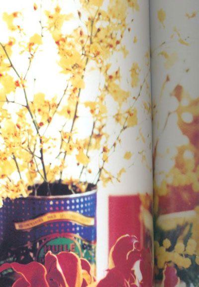 Teneke kutulardan vazo:   Evinizde bulunan  sevdiğiniz ambalaja sahip teneke kutulara sevdiğiniz kır çiçeklerini, bahar dallarını ve yeşil yaprakları koyarak fark yaratın; işte hem evin içinde hem de dışında sergilemek için ideal!