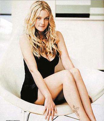 Drew Barrymore  ''E.T'' ile sinemaya adım atan Barrymore da tarzı en çok taklit edilen ünlülerden.