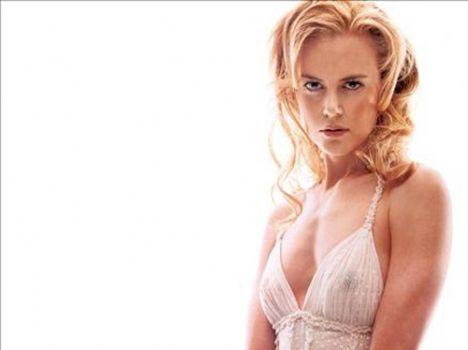 Nicole Kidman:   Beyazperdenin en çok kazanan aktrisleri arasında yer alan Kidman, güzelliğini Oscar ödülü kazandığı yeteneğiyle taçlandırdı.