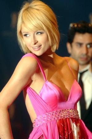 5-Paris Hilton  Ünlünün diğer resimleri için tıklayın...