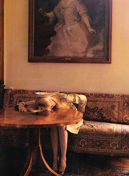 Claudia Schiffer'dan sıra dışı kareler! - 5