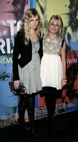 Svannah ve Sienna Miller