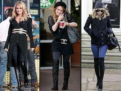 Hilarry Duff - Kate Moss