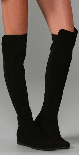 Diz üstü çizmeler hem şık, hem seksi! - 22