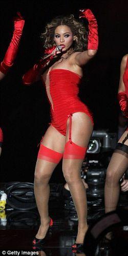 Beyonce MTV törenini salladı - 1