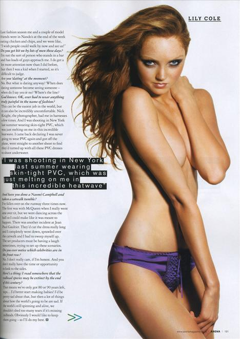 Lily Cole - 42