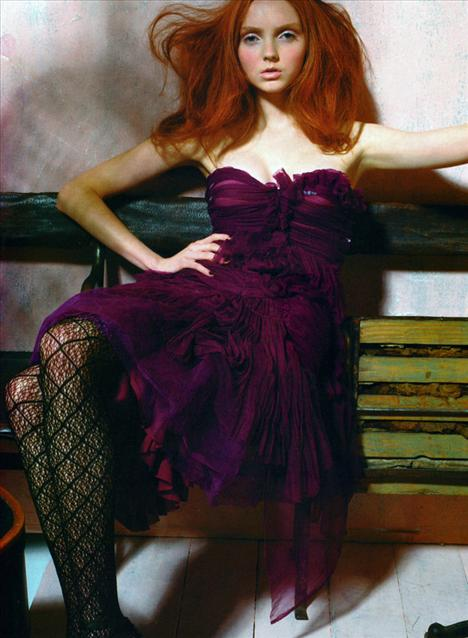 Lily Cole - 44