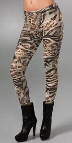 Desenli ve renkli bacaklar heyecanlandırıyor! - 4