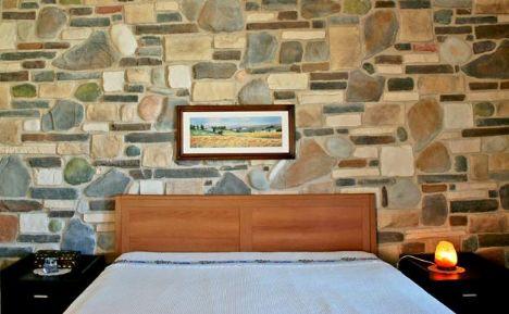 Duvarlarda taş modası...  Hatta alev almama gibi özellikleri dahi var ve içlerinde böcek ya da haşere barındırmıyorlar.