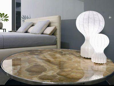 Bu marjinal tasarımlar insanı şaşırtıyor!    Achille Casstiglioni tasarımı aydınlatma...