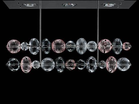 Bu marjinal tasarımlar insanı şaşırtıyor!    Nepher Barovier & Toso imzalı aydınlatma