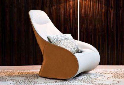 Bu marjinal tasarımlar insanı şaşırtıyor!    Zanotta tasarımlı koltuk...