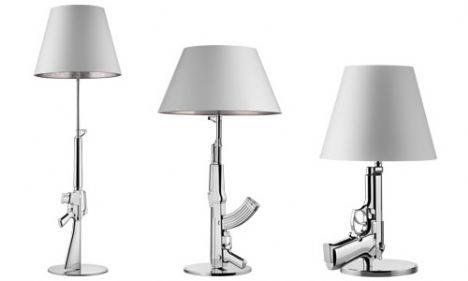 Bu marjinal tasarımlar insanı şaşırtıyor!    Philippe Strack tasarımlı aydınlatmalar