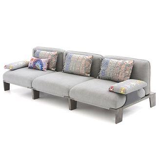 Bu marjinal tasarımlar insanı şaşırtıyor!    Patricia Urquiola tasarımlı ilginç koltuk