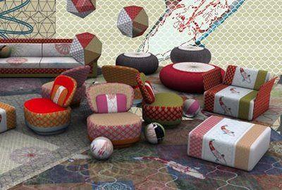 Bu marjinal tasarımlar insanı şaşırtıyor!    Edward Van De Vliet  - Moroso