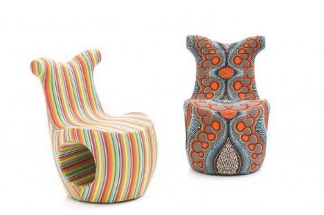 Bu marjinal tasarımlar insanı şaşırtıyor!    Helix Otruma Ünitesi - Moroso