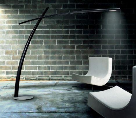 Bu marjinal tasarımlar insanı şaşırtıyor!    İtre Katana tasarımlı lambeder