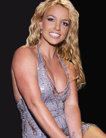 90 Britney Spears