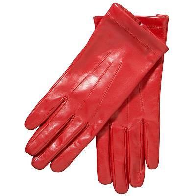 Çekici ve şık kırmızı aksesuarlar - 44