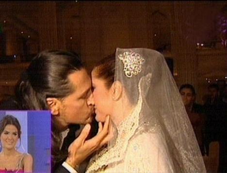 Dansöz Tanyeli evlendi - 13