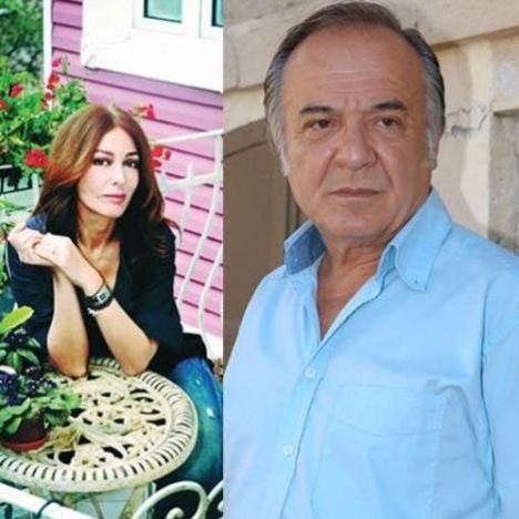 Zerrin Tekindor gerçek hayatta Çetin Tekindor ile evli.