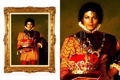 Michael'ın bilinmeyen tabloları - 4