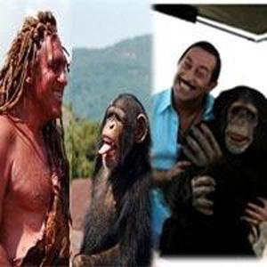 """A.R.O.G filmiyle, 2004 yapımı Fransız komedi filmi """"RRRrrrr"""" arasındaki şaşırtıcı benzerlikler sinema tutkunlarının da dikkatinden kaçmadı. İşte ortaya atılan o benzerlikler...  İki filmde de başroldeki erkek oyuncular maymunla yakınlaşma içine giriyorlar."""