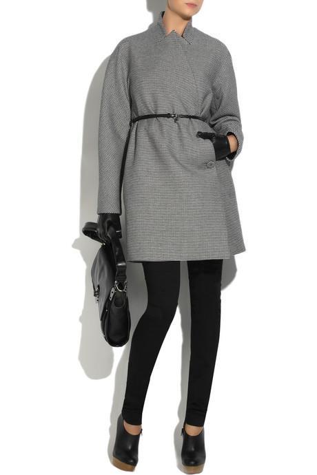 Yeni yılın palto trendleri - 11