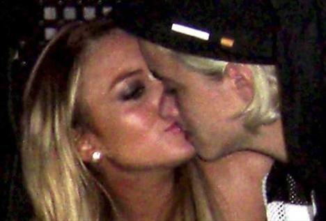 Yıl 2008. Samantha Ronson ile Lindsay Lohan'ın aşkı...
