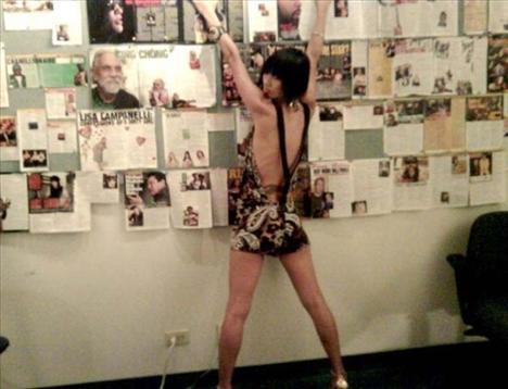Bai Ling'in özel fotoğrafları! - 7