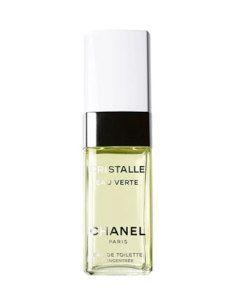 Chanel Christalle Eau Verte, manolya, portakal çiçeği ve limon karışımının daha hafif bir versiyonu.