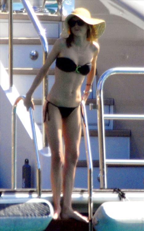 Miranda Kerr tatilde - 12