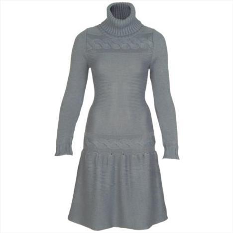 Soğuk kış günlerinde sizi sıcacık tutacak bir elbise.    Satın almak için tıklayın!
