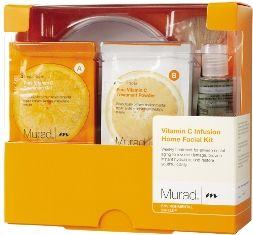 Mevsim dönüşlerinde cilde antioksidan desteği sağlayın. C vitaminli Haftalık Bakım Kürü: 225.00 TL, Dr. Murad