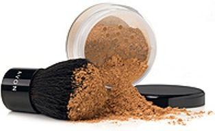 Kabuki makyaj fırçası: 9.50 TL., Avon