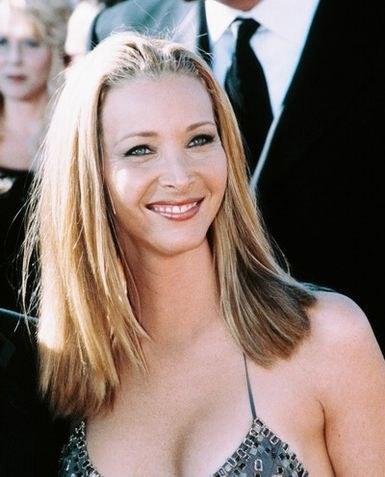 """Lisa Kudrow:  ABD yapımı """"Friends'' dizisiyle tanınan Kudrow, 46 yaşında ve hâlâ seksi."""