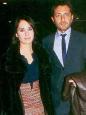 Vepa'nın ortaklarından burak Öztarhan ile haber spikeri eşi Nazlı Öztarhan da davetin ünlü isimleri arasındaydı.