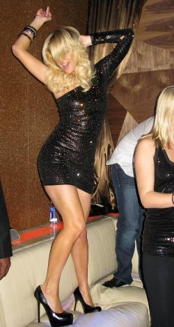 Paris Hilton sarhoş olursa... - 6