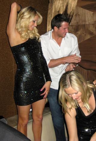 Paris Hilton sarhoş olursa... - 14