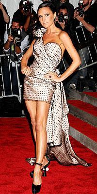 Victoria Beckham Marc Jacobs ebisesiyle.