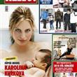 Karolina Kurkova ve ailesi - 1