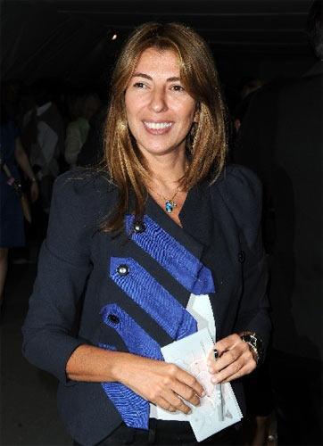 Moda editörü Nina Garcia'da militarist akımı günlük giyimine taşıyanlardan.