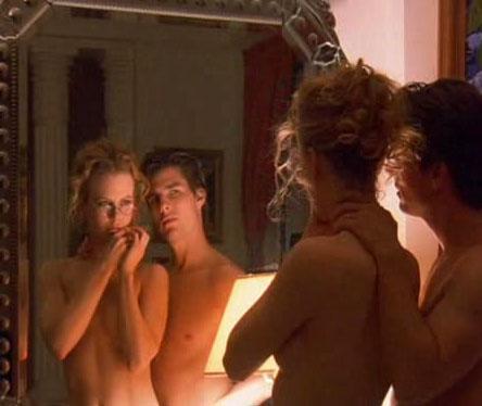 Nicole Kidman: Soyunmak hoşuma gidiyor  Hollywood'un güzel yıldızı Kidman da senaryonun gereklerini yapmaktan çekinmeyen ünlülerden.
